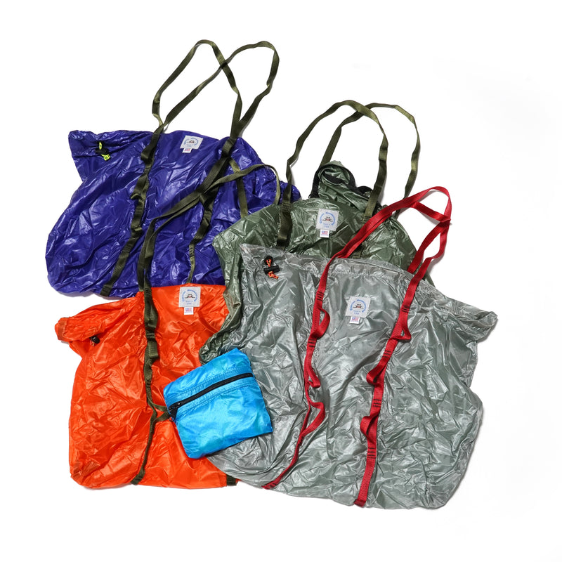 No:EQ284607 | Name:PACKABLE LARGE CLIMB TOTE | Color:SILVER【EPPERSON MOUNTAINEERING】