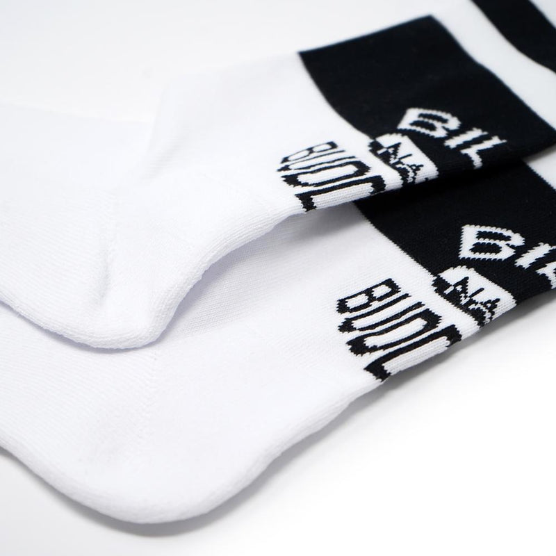 TAKE NAVY Color:BLACK/WHITE 【BILLY BUDDUSKY】