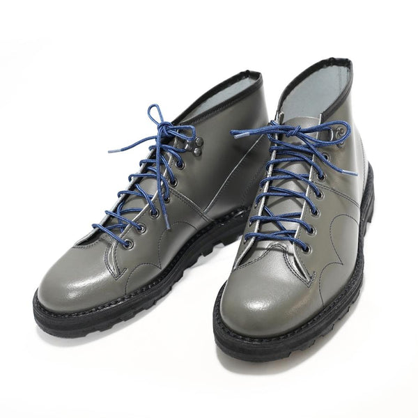 CZECHOSLOVAKIA MILITARY BOOTS  Color:Gray 【 REPRODUCTION OF FOUND 】