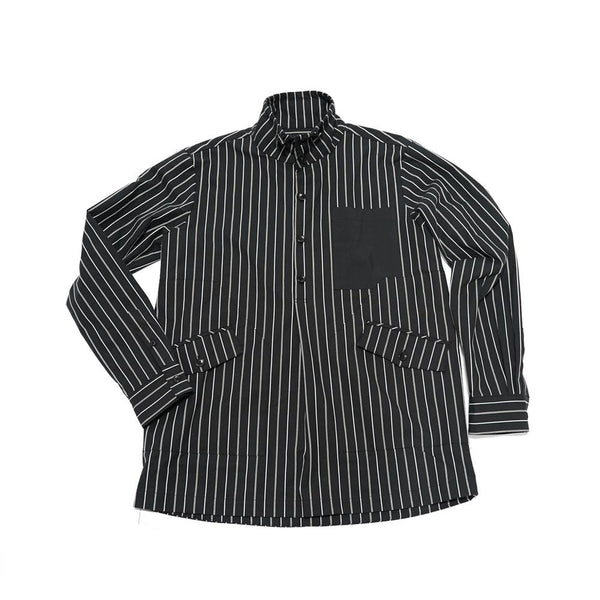 Name:Shelt Jacket - Black Stripe【WEAVISM】