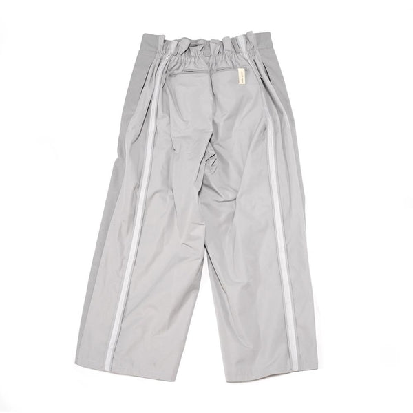 Name:reflexed tether wide pants  Color:GRAY 【SEIVSON】 【(A)crypsis】