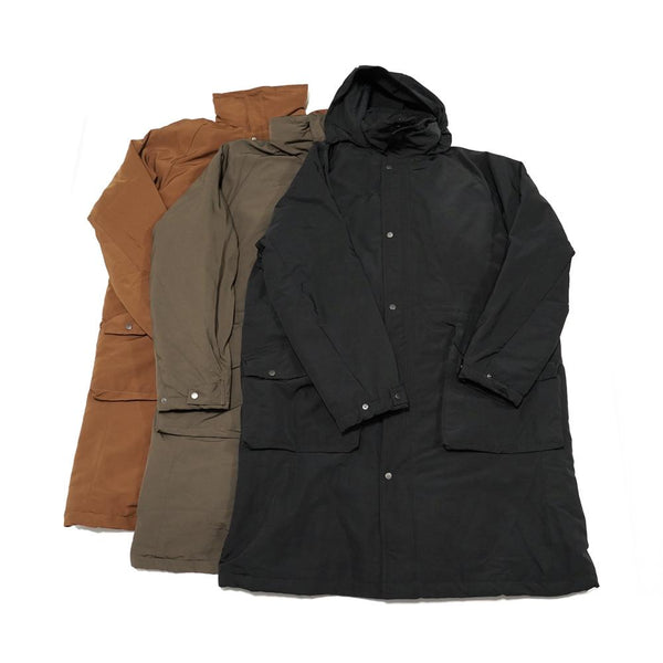 Name:Raytheon / TYPE-M90 FIELD COAT  Color: BLACK.KHAKI.TERACOTTA 【KELEN】