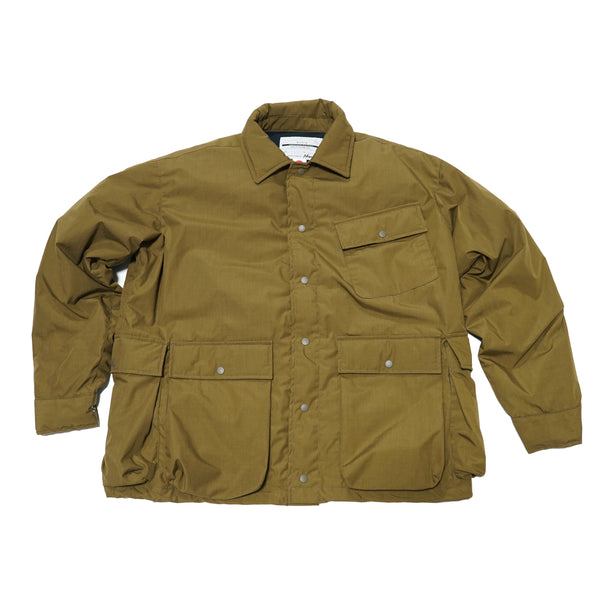 No:KL20FJK920 | Name:SOYUZ | Color:COYOTE | Style: KELEN-NANGA TAKIBI HUNTTING JACKET【KELEN】