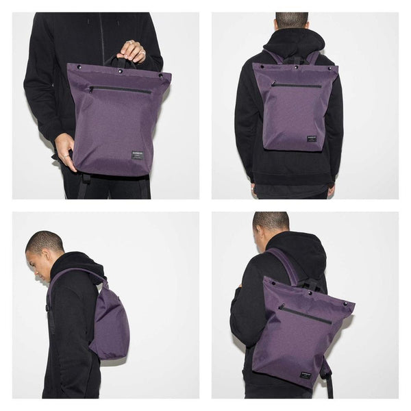 """MIO"" Backpack in ECO Color:Purple【SANDQVIST】"