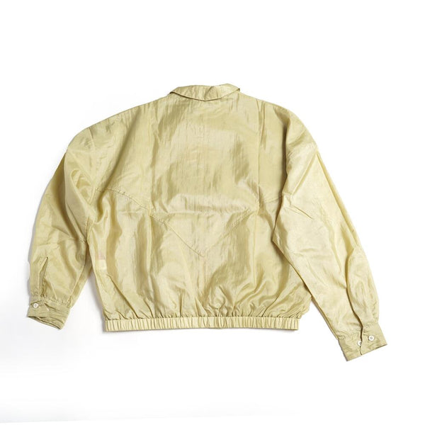 Name:Western Drizzler Jacket | Color:Taslan Nylon Gold | No:M27010【MONITALY】