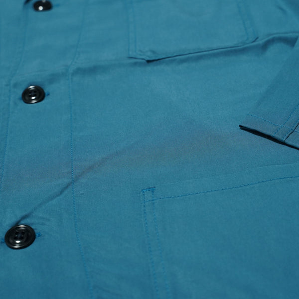 No:M29005 | Name:Italian Jail Jacket | Color:Tencel Cyan【MONITALY】