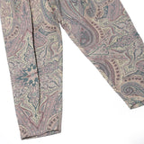 No:M29301 | Name:Riding Pants | Color:BETRO Paisley | Size-30/32/34【MONITALY】
