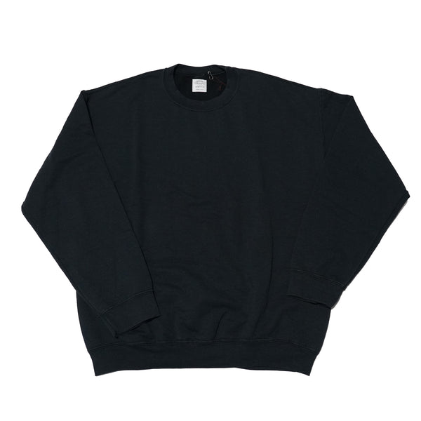 No:tc17f028 | 80s Crew Sweat  | COL:Black【Town Craft タウンクラフト】