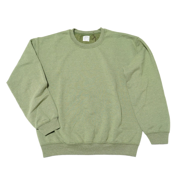 No:tc17f028 | 80s Crew Sweat  | COL:Green【Town Craft タウンクラフト】