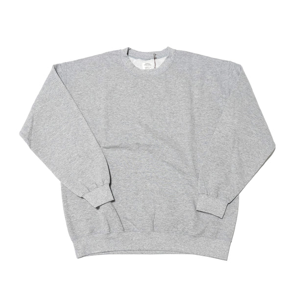 No:tc17f028 | 80s Crew Sweat  | COL:Heather Gray【Town Craft タウンクラフト】