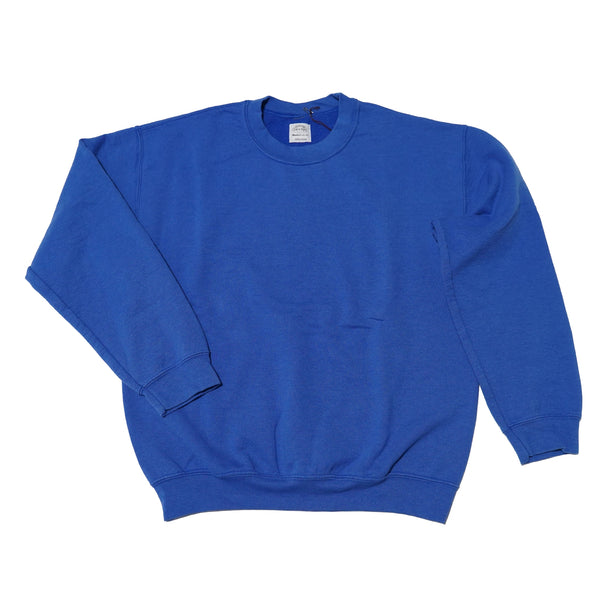 No:tc17f028 | 80s Crew Sweat  | COL:Royal  【Town Craft タウンクラフト】