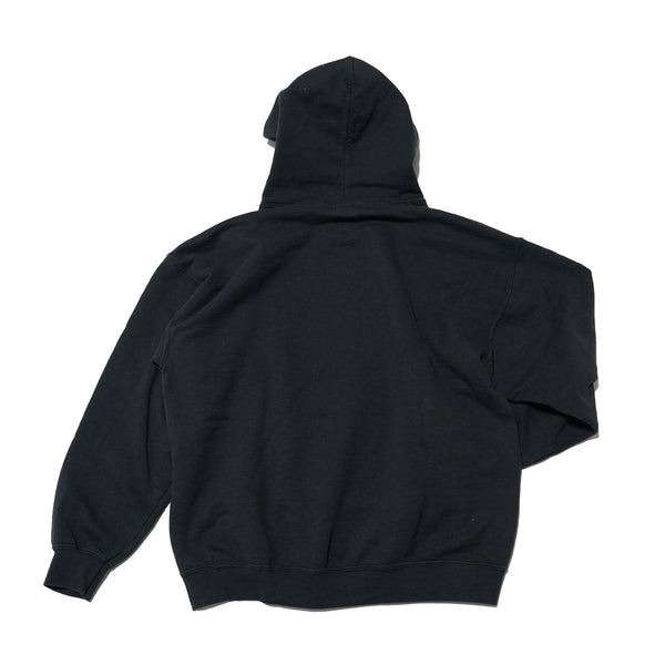 No:tc17f029 | 80s pull hoody  | Col:Black  【Town Craft タウンクラフト】
