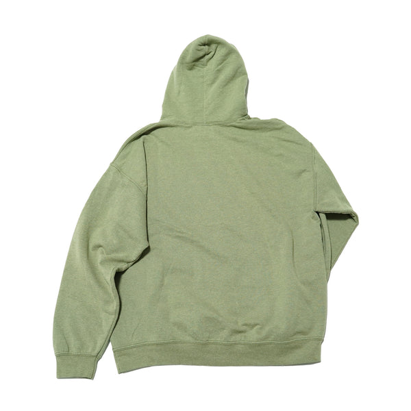 No:tc17f029 | 80s pull hoody  | Col:Green  【Town Craft タウンクラフト】