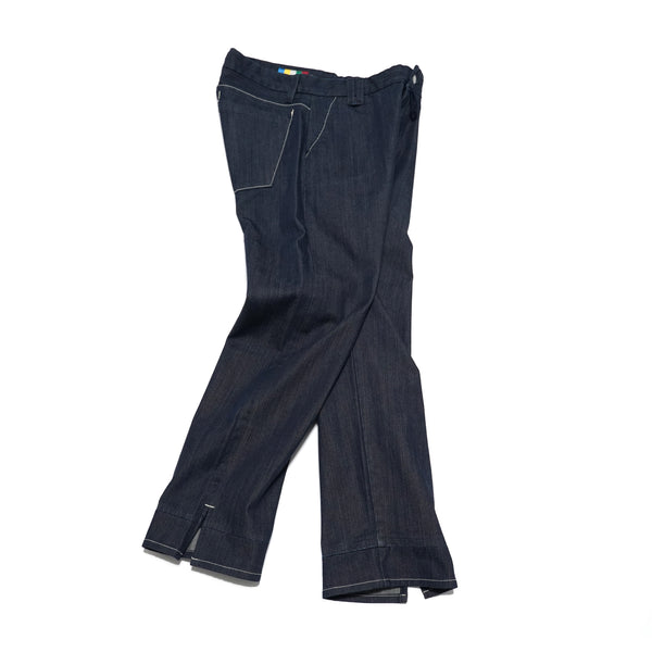 No:voo-1030 | Name:slenD JEANS | Color:INDIGO【VOO】