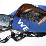 NO:WDAC0R0181A | Name:WHAT FISH Bag Big - Gray | 【WEAVISM】