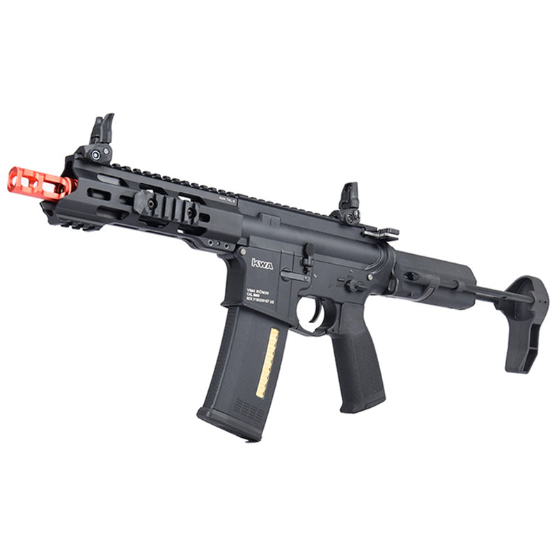 KWA Full Metal VM4 Ronin T6 M-LOK PDW AEG 2.5 Airsoft Rifle w/ Adjustable FPS