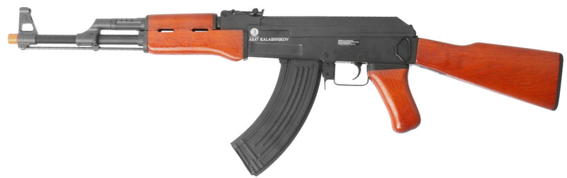 Kalashnikov Full Metal Real Wood AK47 Blowback AEG