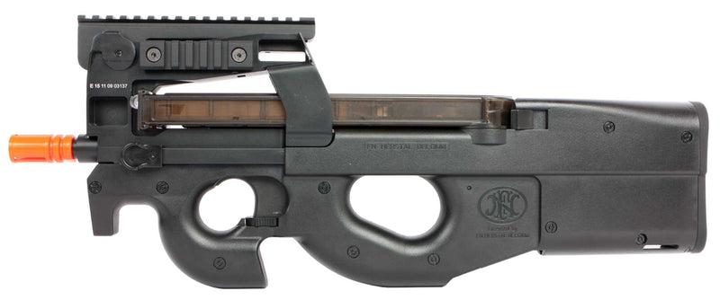 King Arms Fully Licensed FN P90 AEG - Battery and Charger
