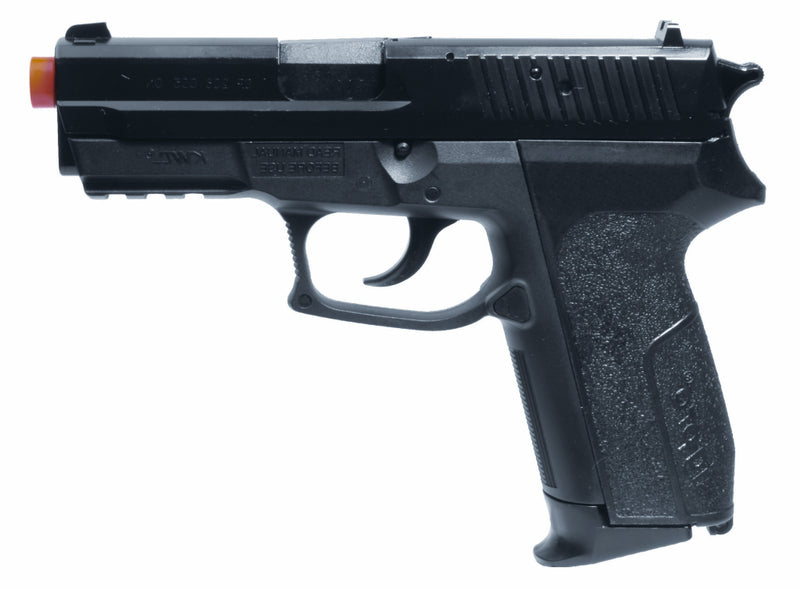 Swiss Arms Sig Sauer SP2022 Tactical Pistol Spring Plastic Airsoft Gun