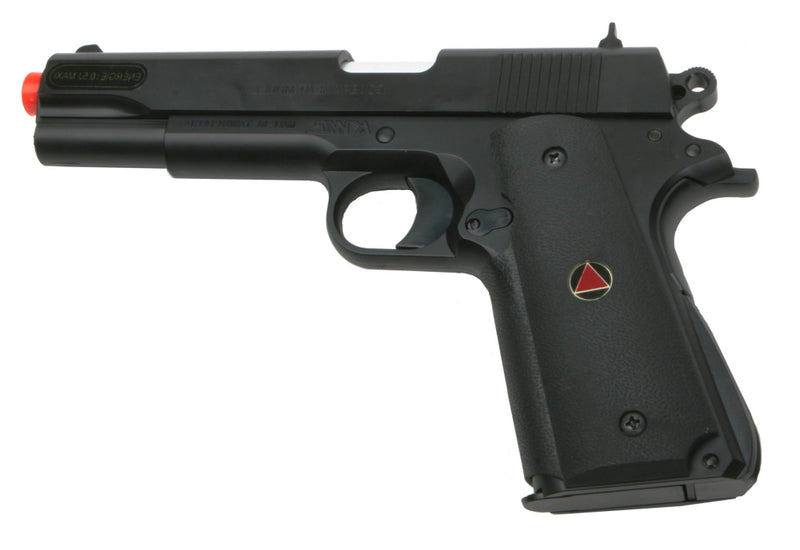 COLT Delta Elite M1911 Spring Action Airsoft Pistol - Black