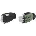 UK Arms Half Finger CQB Airsoft and Paintball Gloves