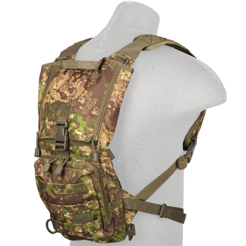 Lancer Tactical Light Weight Hydration Pack