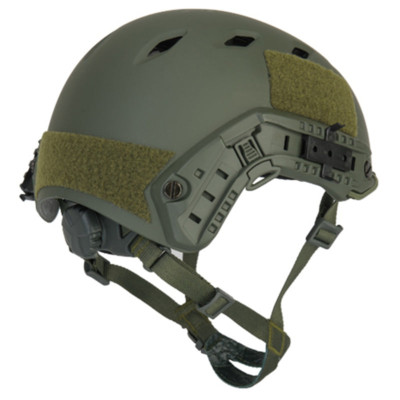 Lancer Tactical ACH Base Jump Style Airsoft FAST Bump Helmet