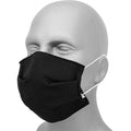 Lancer Tactical Pleated Ripstop Reusable Face Mask Cover w/ Mesh Pocket