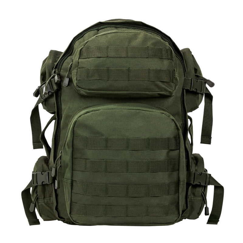 VISM Tactical Assault MOLLE Backpack by NcSTAR