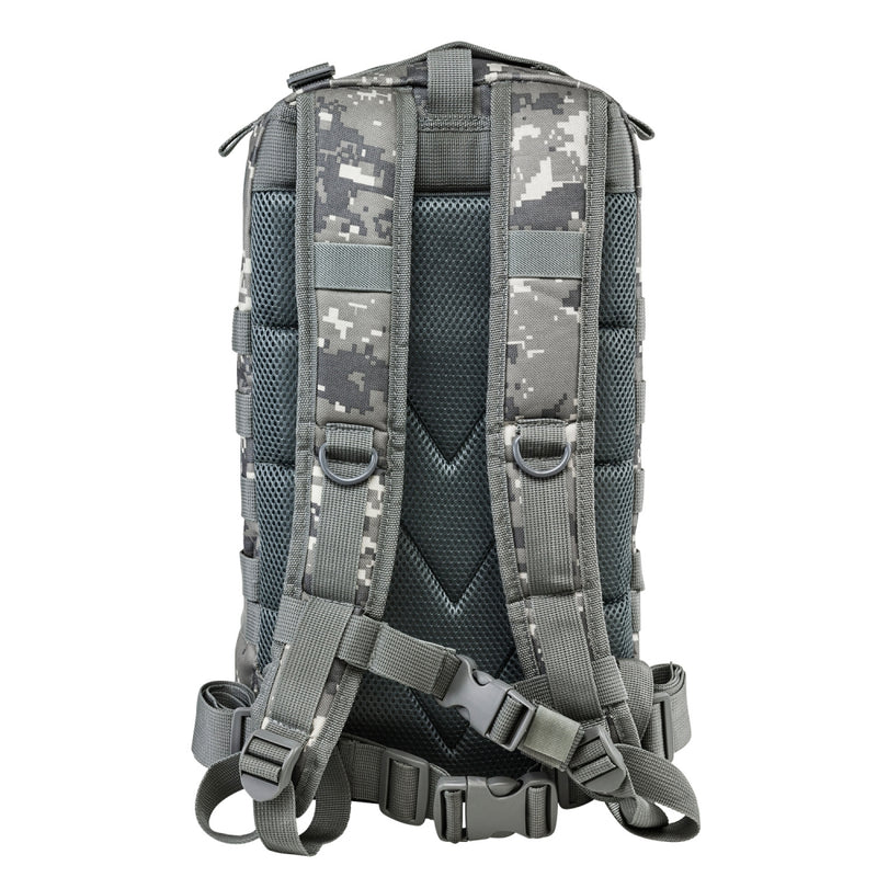 VISM Small Tactical Assault MOLLE Backpack by NcStar