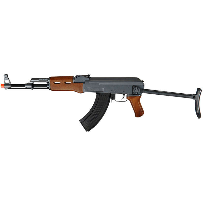 CYMA CM028S AK47 AEG Airsoft Rifle w/ Under Folding Stock