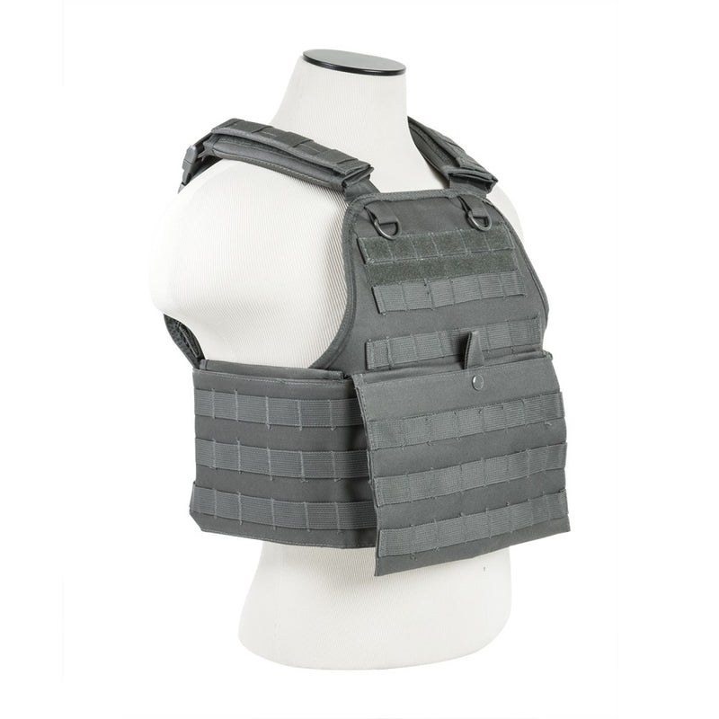 VISM MOLLE Operator Plate Carrier Vest by NcSTAR