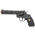 "UKARMS Full Size 6"" Spring Powered Airsoft Revolver"