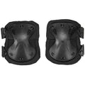 Lancer Tactical Quick Release Airsoft Knee Pad Set