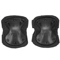 Lancer Tactical Youth Size Airsoft Knee Pad Set