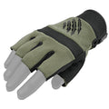 Armored Claw Half Finger Shooter Cut Tactical Gloves