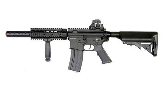DBOYS Full Metal M4 CQB SD RIS AEG Assault Rifle