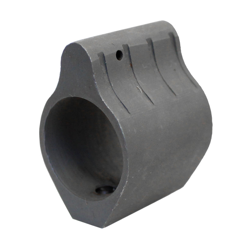 Bravo Steel Low Profile V Style M4 Gas Block
