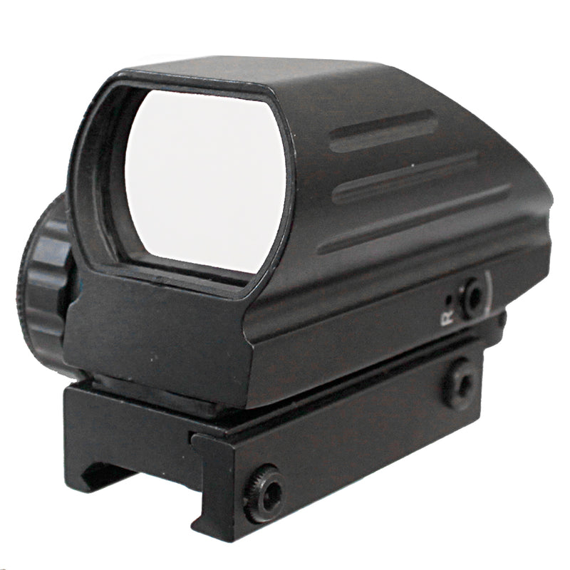 Bravo Multi-Reticle Green and Red Dot Reflex Sight Airsoft Only