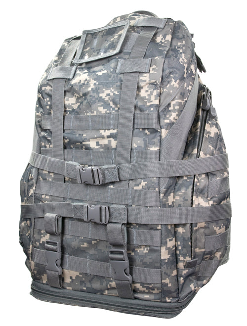 VISM Tactical Three Day Assault MOLLE Backpack - ACU Digital