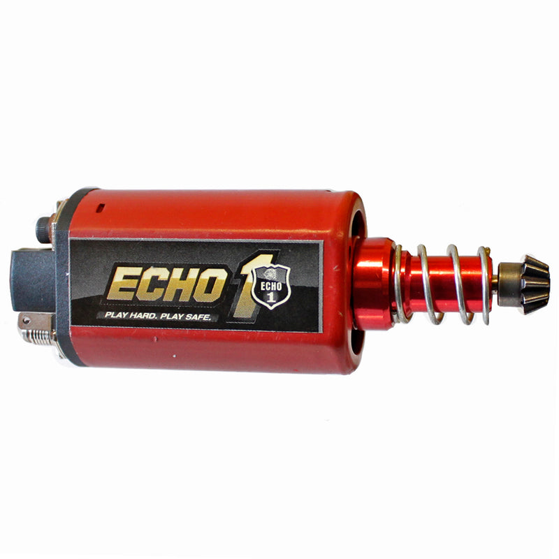 Echo 1 MAX Torque Airsoft AEG Gearbox Motor - Long Type