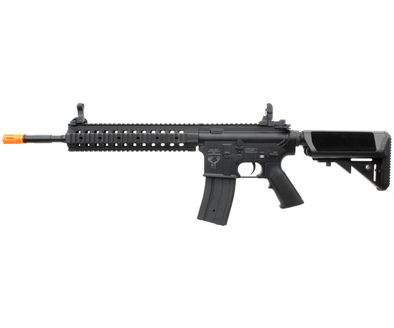 Echo 1 Stag Arms Stag-15 M8A3 M4 RIS Airsoft Gun Assault Rifle AEG