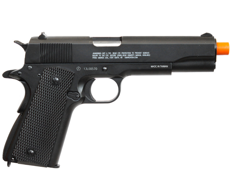 Elite Force Full Metal 1911 A1 Co2 Gas Blowback Airsoft Pistol