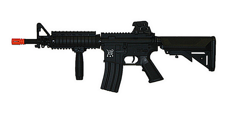 SRC M4 CQB Assault Rifle AEG Auto Electric Airsoft Gun Crane Stock