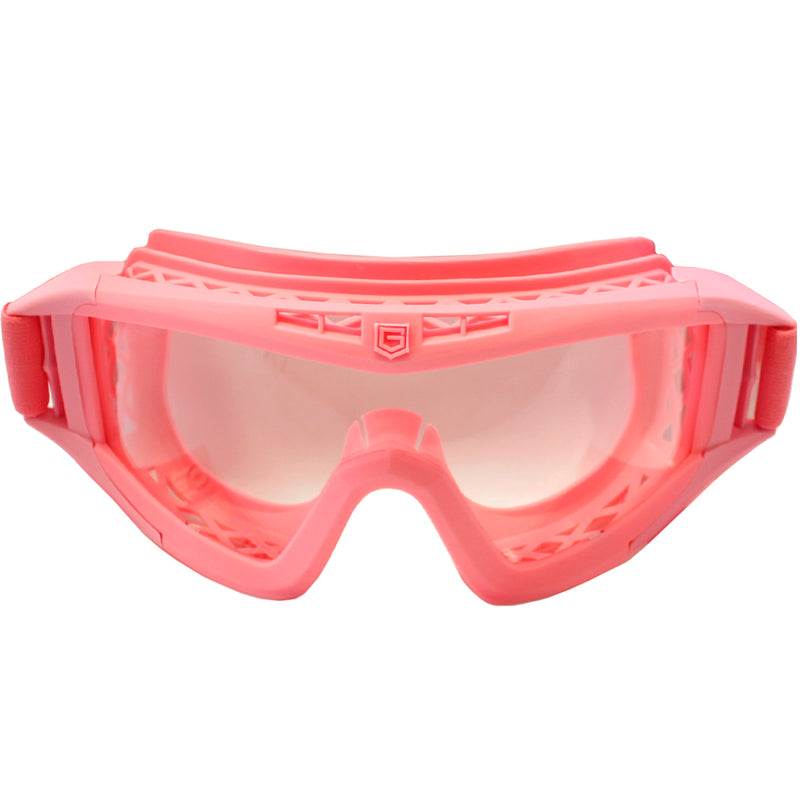 G&G Military Style Tactical Airsoft Safety Goggles - Pink