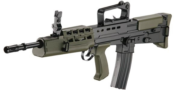 ICS Full Metal L85 A2 British Military Bullpup Airsoft Assault Rifle