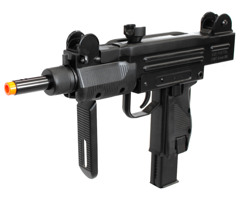 Umarex Full Metal IWI UZI Gas Blowback Co2 Airsoft Submachine Gun