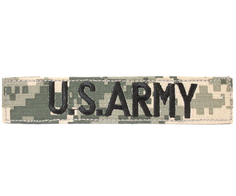 King Arms IFF US ARMY Name Tape Patch - ACU