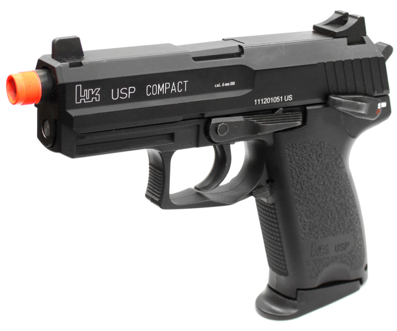 KWA Heckler & Koch USP Compact Tactical NS2 Gas Blowback Airsoft Gun