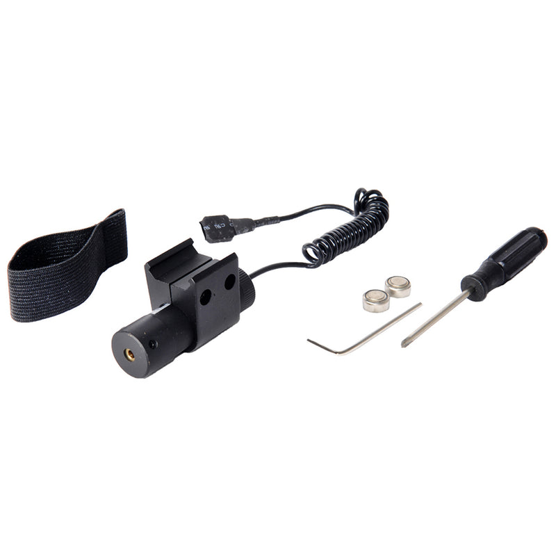 Double Eagle Red Dot Laser Tool Kit for Airsoft Rifles